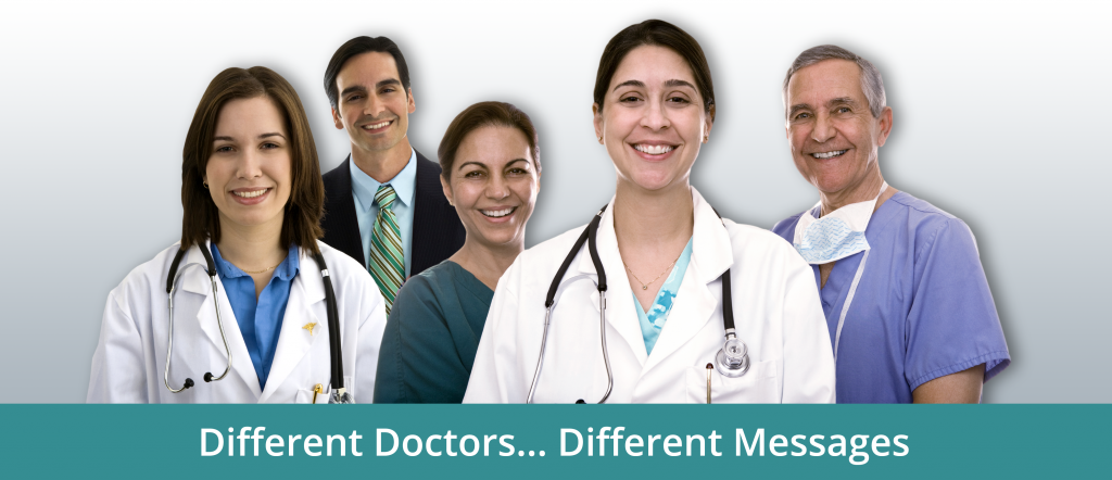 marketing to doctors header image