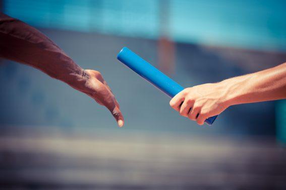 sales marketing handoff - relay