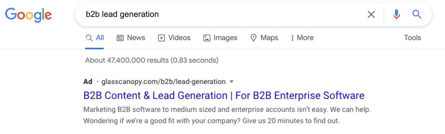 best-platforms-for-b2b-marketing-google-ads